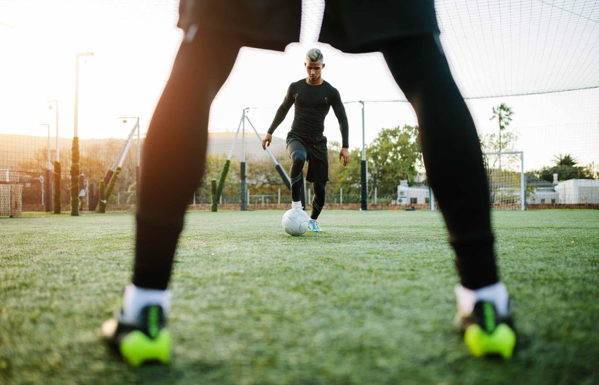 Pubalgie du sportif et ostéopathie