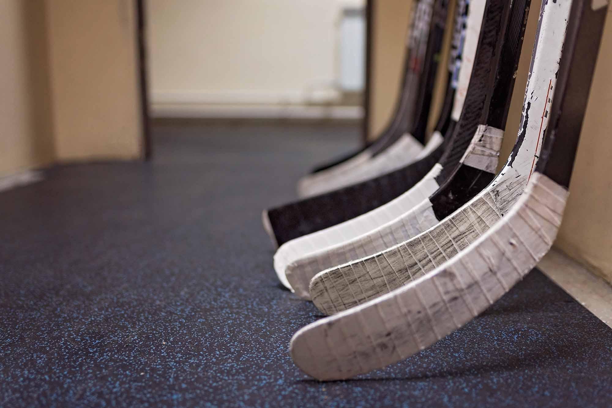 Hockey sur glace et ostéopathie